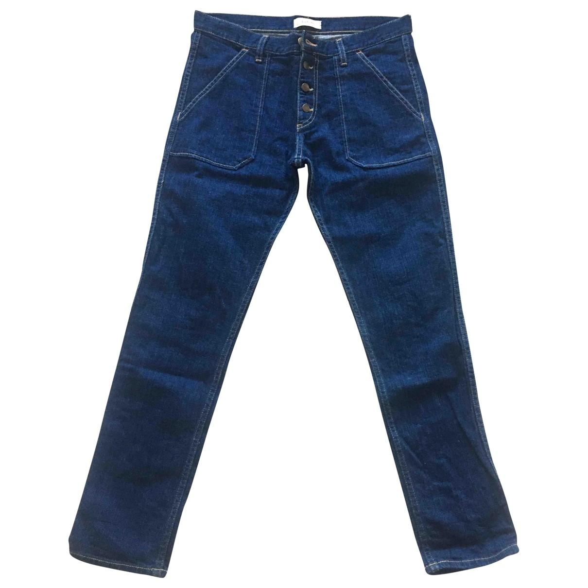 Pantalon recto Ba&sh