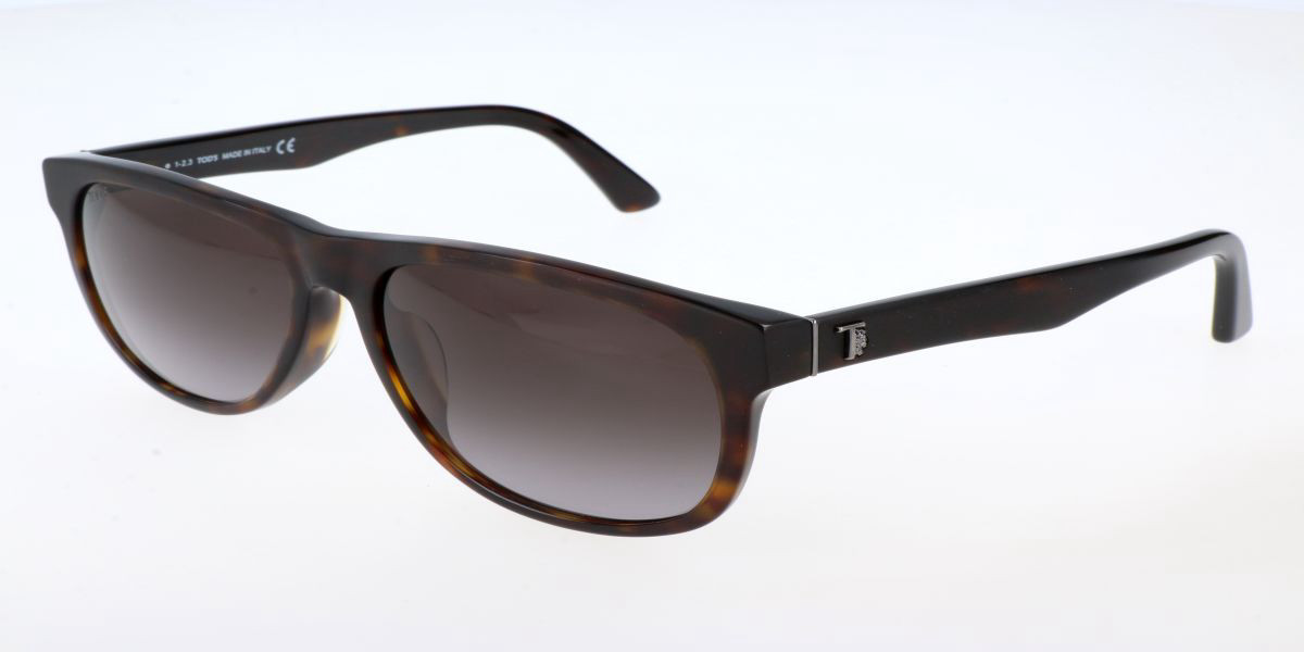 TODS TO9094 20B Men's Sunglasses Grey Size 60