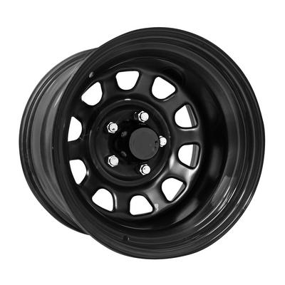 Pro Comp 51 Series Rock Crawler, 17x9 Wheel with 5 on 5 Bolt Pattern - Gloss Black - 51-7973F