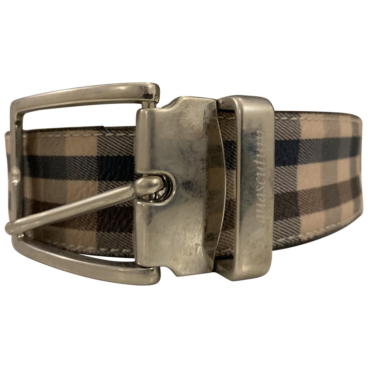 Cinturon de Lona Aquascutum