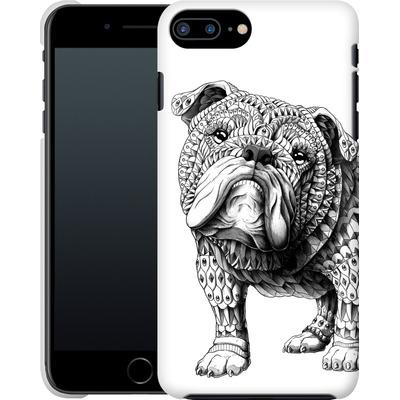 Apple iPhone 7 Plus Smartphone Huelle - English Bulldog von BIOWORKZ