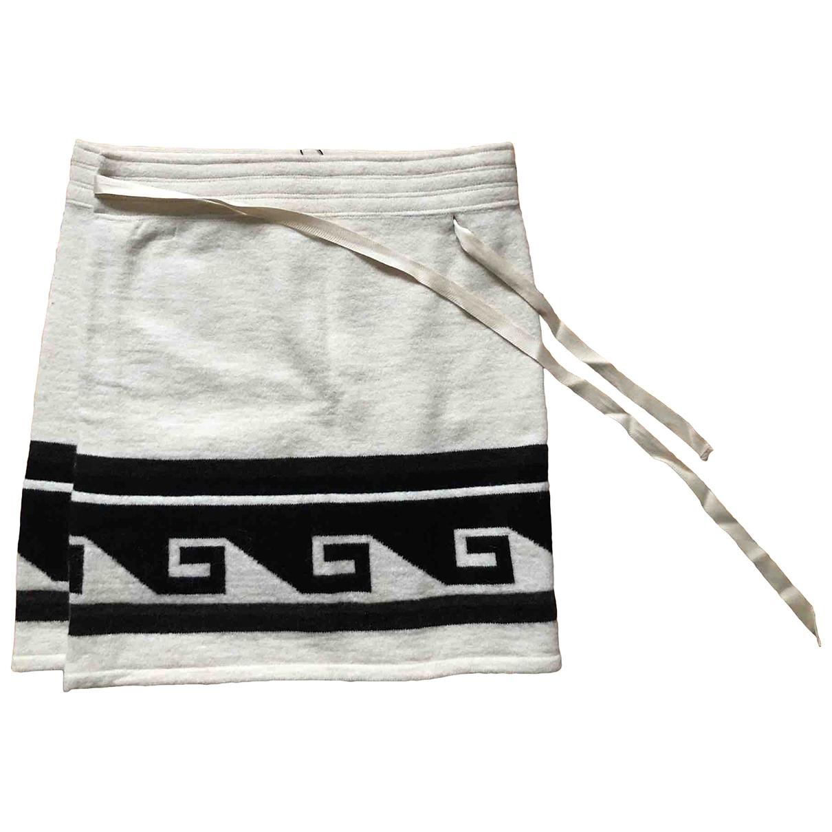 Mini falda de Lana Isabel Marant