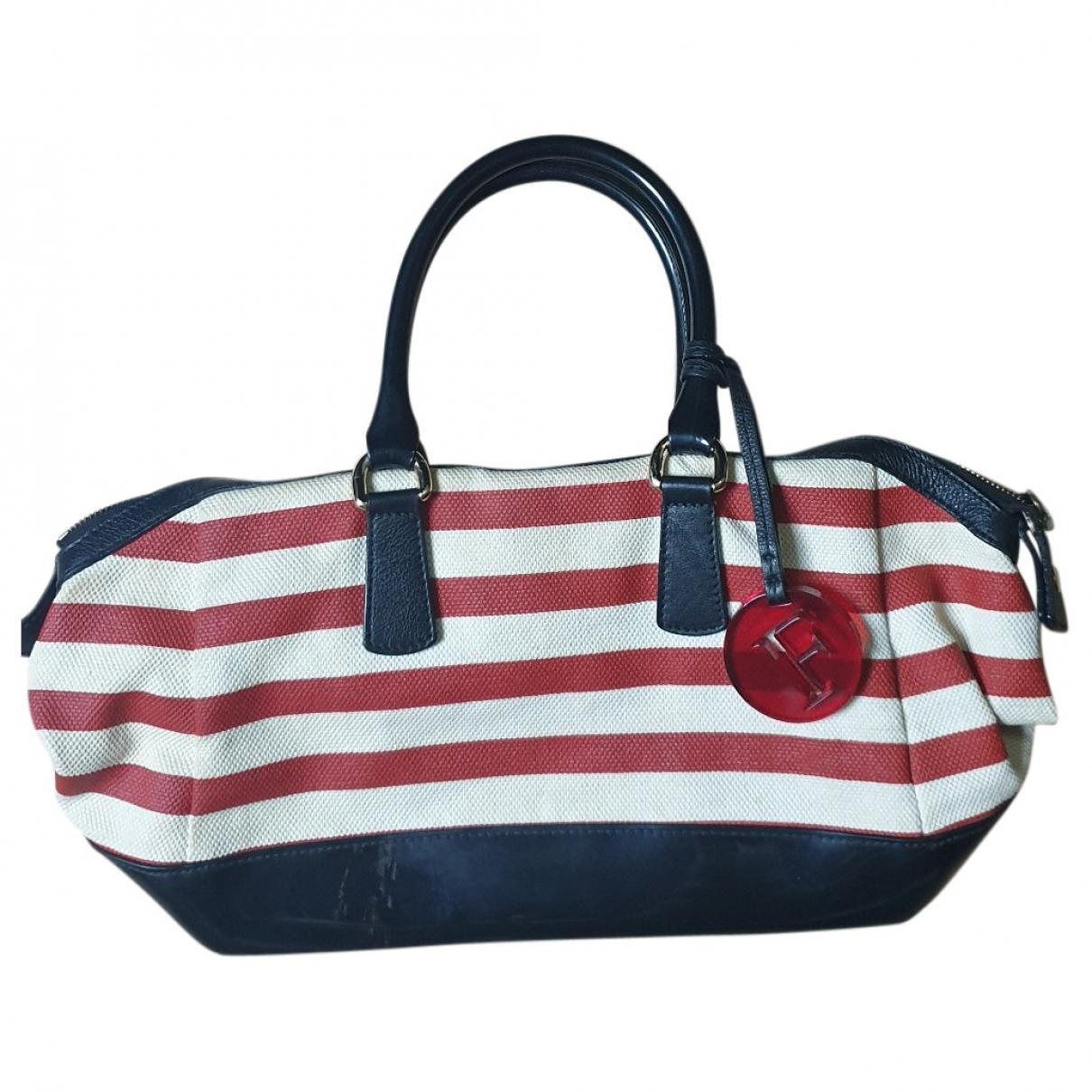 Furla \N Black Cloth handbag for Women \N