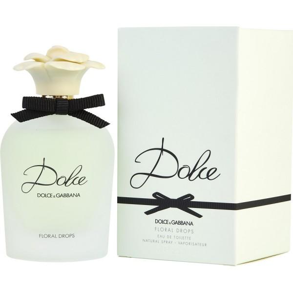 Dolce Floral Drops - Dolce & Gabbana Eau de Toilette Spray 75 ML
