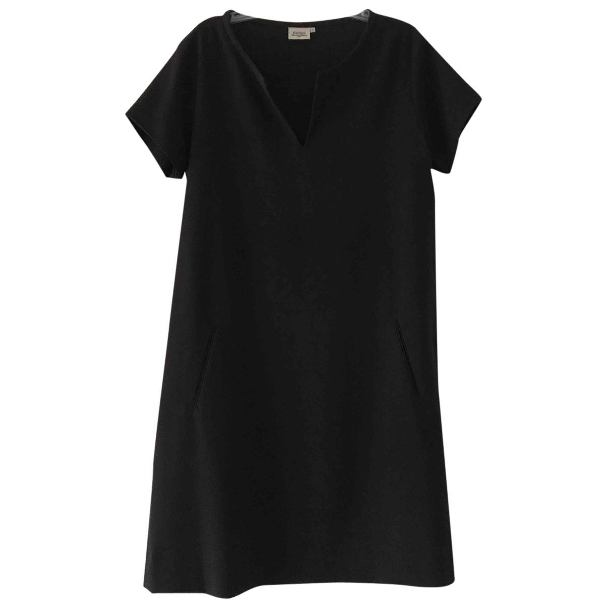 Hartford \N Kleid in  Schwarz Polyester