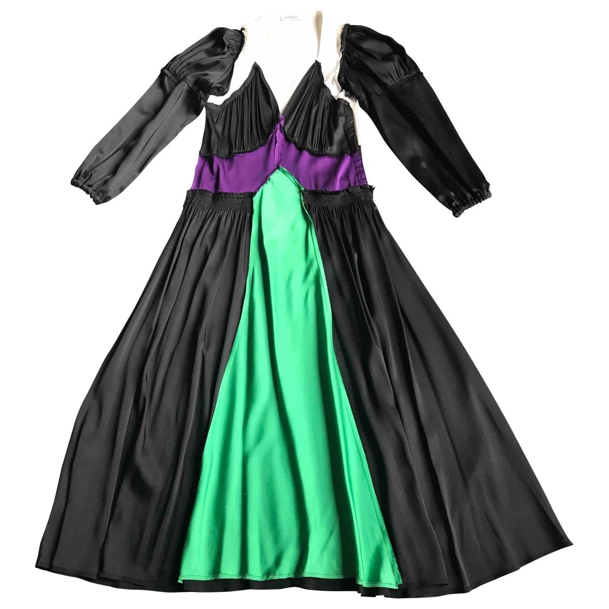 Maxi vestido Attico