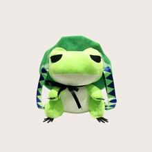 Cartoon Frog Crossbody Bag