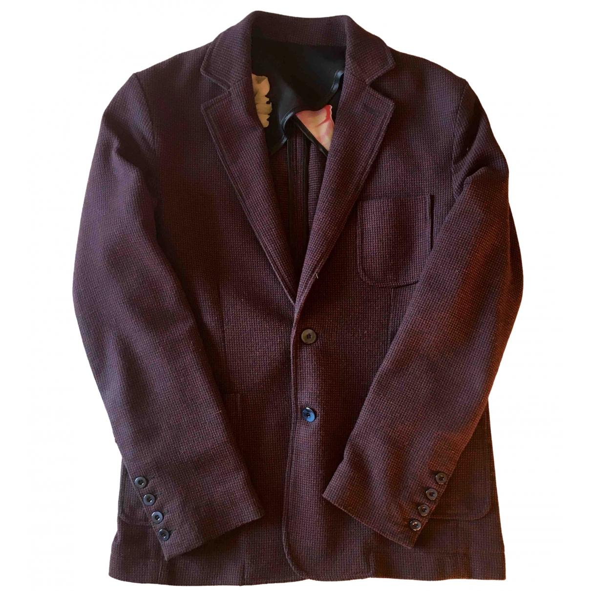 - Vestes.Blousons   pour homme en coton - multicolore