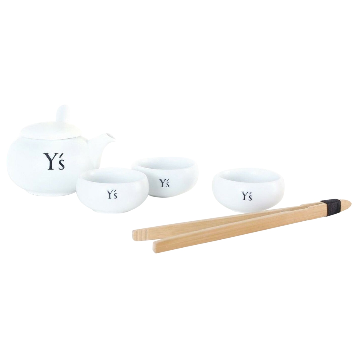 Menaje de mesa de Ceramica Yohji Yamamoto