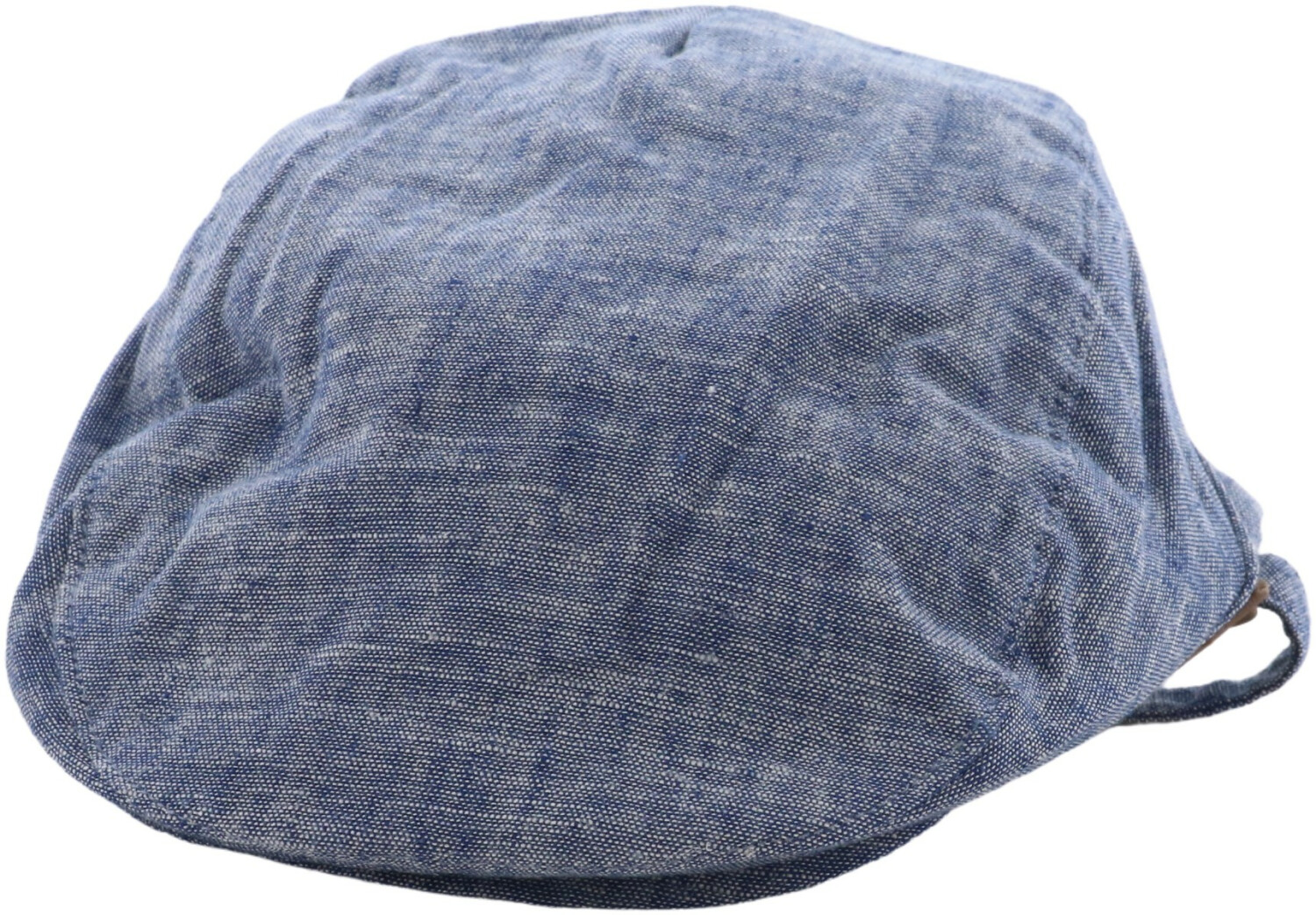 Janie And Jack Chambray Blue Cap Hats & - 0-3 Months