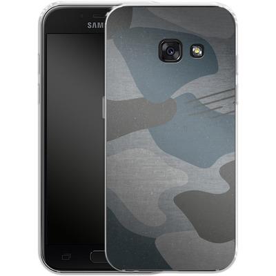 Samsung Galaxy A3 (2017) Silikon Handyhuelle - Marine Camo von caseable Designs