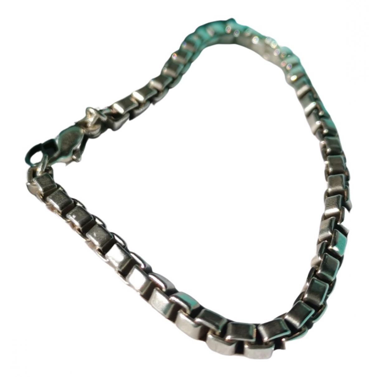 Tiffany & Co - Bracelet City HardWear pour femme en argent - argente