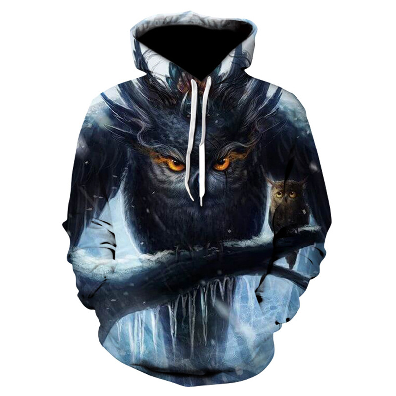 Unisex Novelty Hooded Sweatshirts Men's Pullover Hoodies Soft and Comfortable Material Smooth Milk Silk Touch