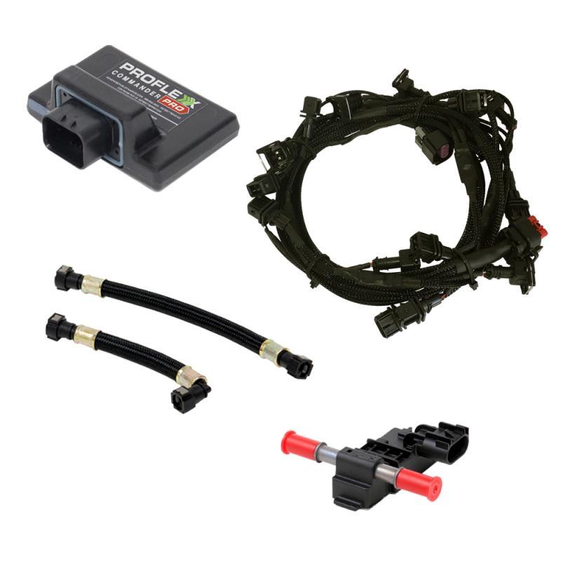 Advanced Fuel Dynamics PCP-E46330 Plug and Play Adaptive E85 Flex Fuel System for BMW E46 330i, 330ci (M54) BMW 3.0L 6-Cyl