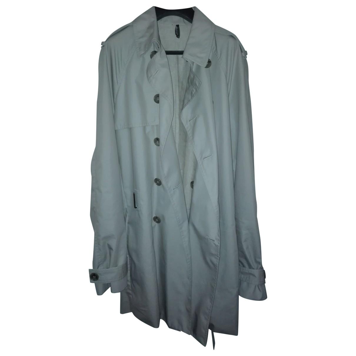 Dior Homme \N Beige Cotton coat  for Men 46 FR