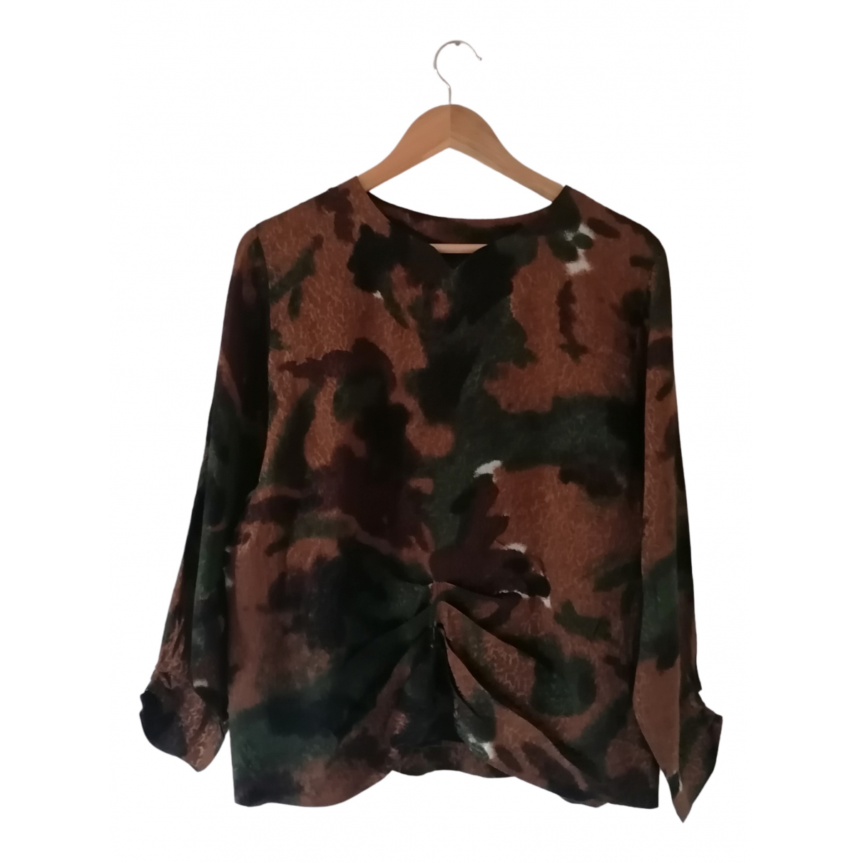 Non Signé / Unsigned N Silk  top for Women One Size IT
