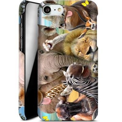 Apple iPhone 8 Smartphone Huelle - Africa Selfie von Howard Robinson