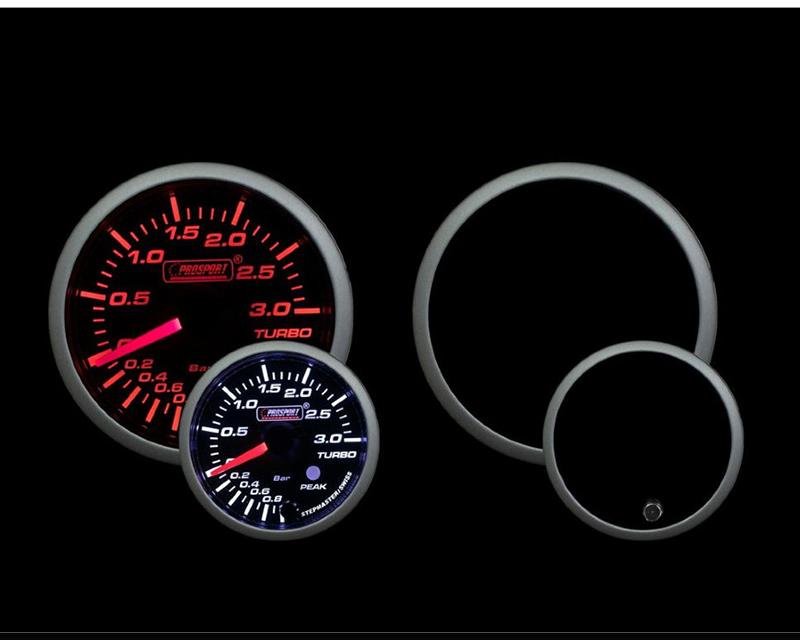 Prosport Performance Boost Electric with Sender Warning | Peak Hold Bar