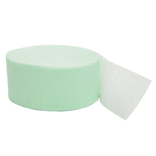 Crepe Paper Mint Streamers, 81 Ft By Unique | Michaels®