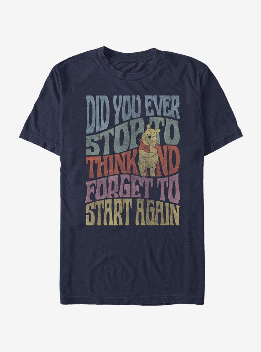 Disney Winnie The Pooh Did You Ever T-Shirt