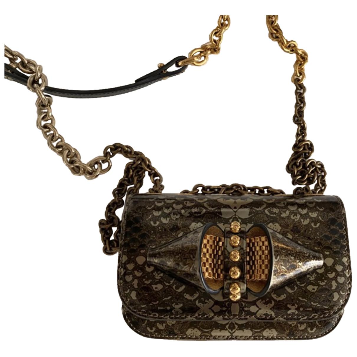 Christian Louboutin \N Handtasche in  Bunt Leder