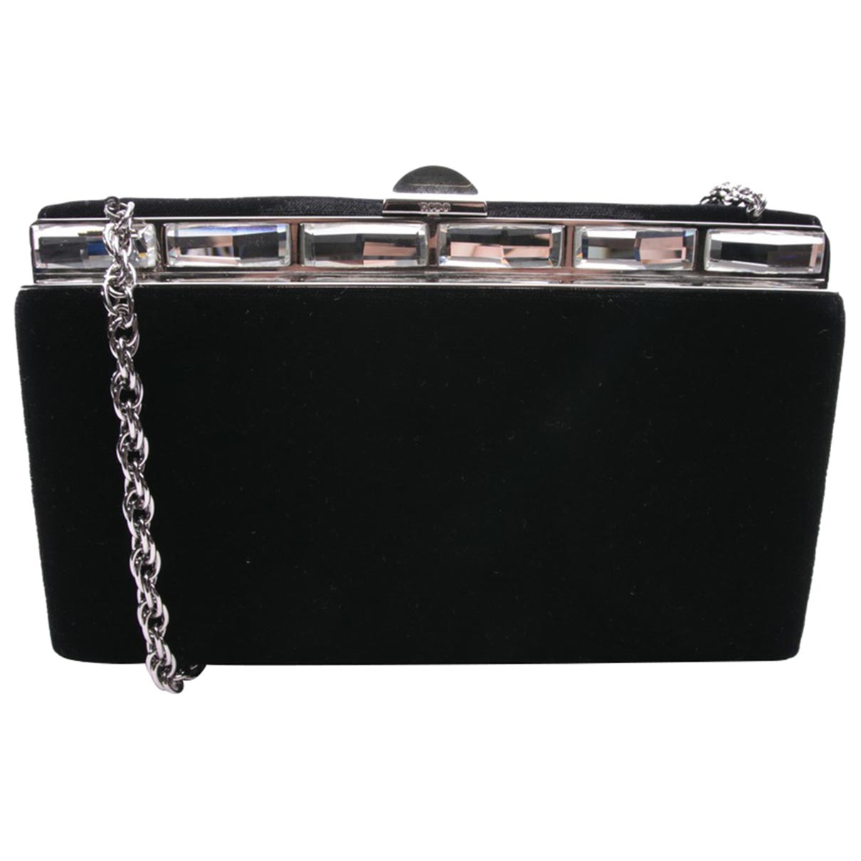 Rodo \N Handtasche in  Schwarz Baumwolle