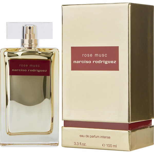 Rose Musc - Narciso Rodriguez Perfume 100 ml