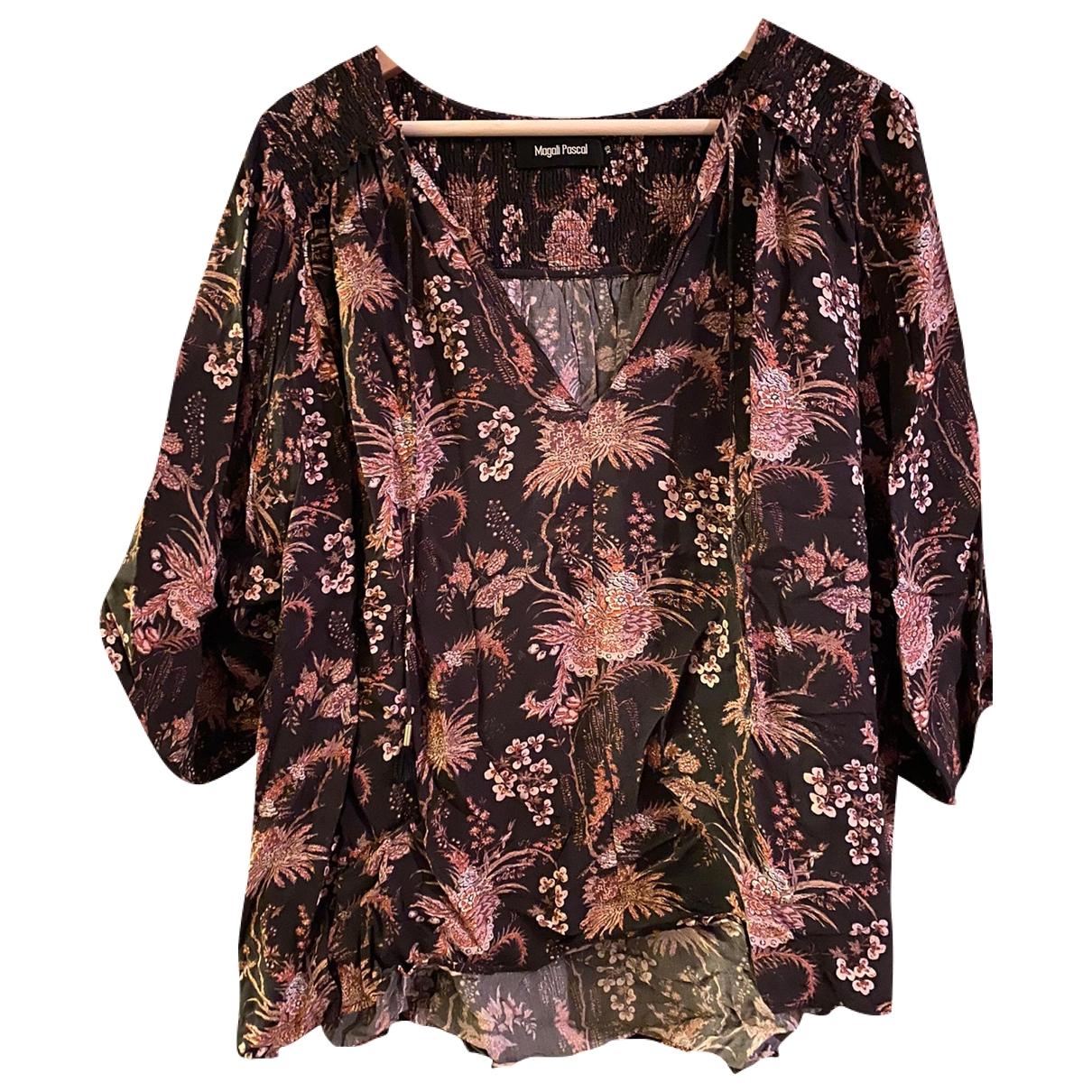 Magali Pascal \N Brown  top for Women 34 FR