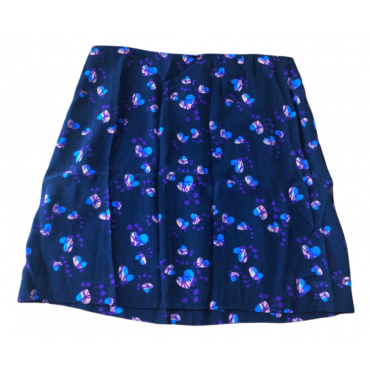 See By Chloé \N Navy skirt for Women 42 IT