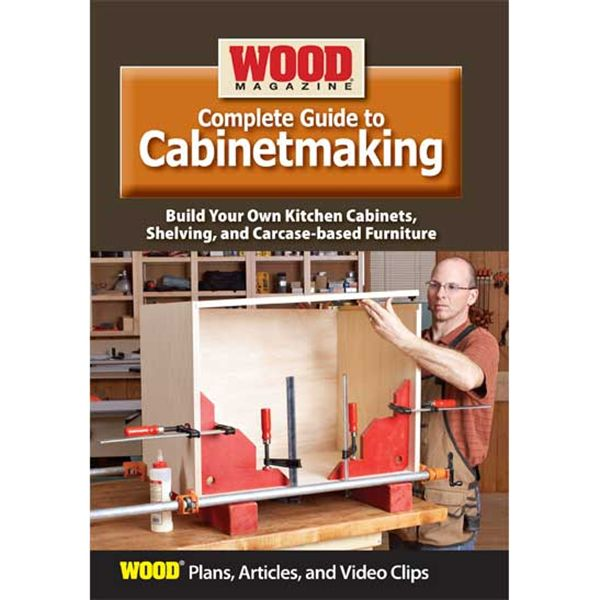 Complete Guide to Cabinetmaking DVD