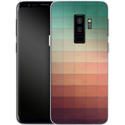 Samsung Galaxy S9 Plus Silikon Handyhuelle - Cyvyryng von Spires