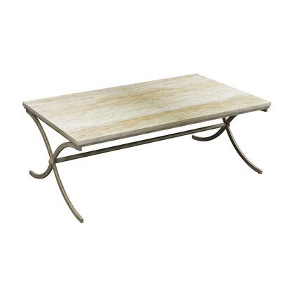 367-011 Sanibel Cocktail Table  in Antique Bronze