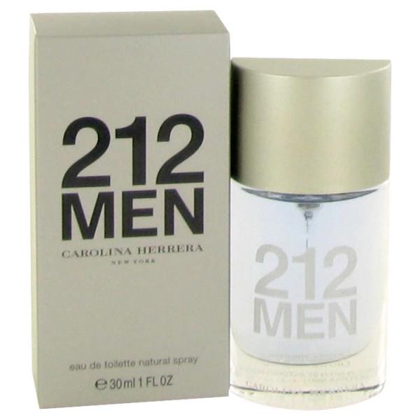 212 Men - Carolina Herrera Eau de toilette en espray 30 ML