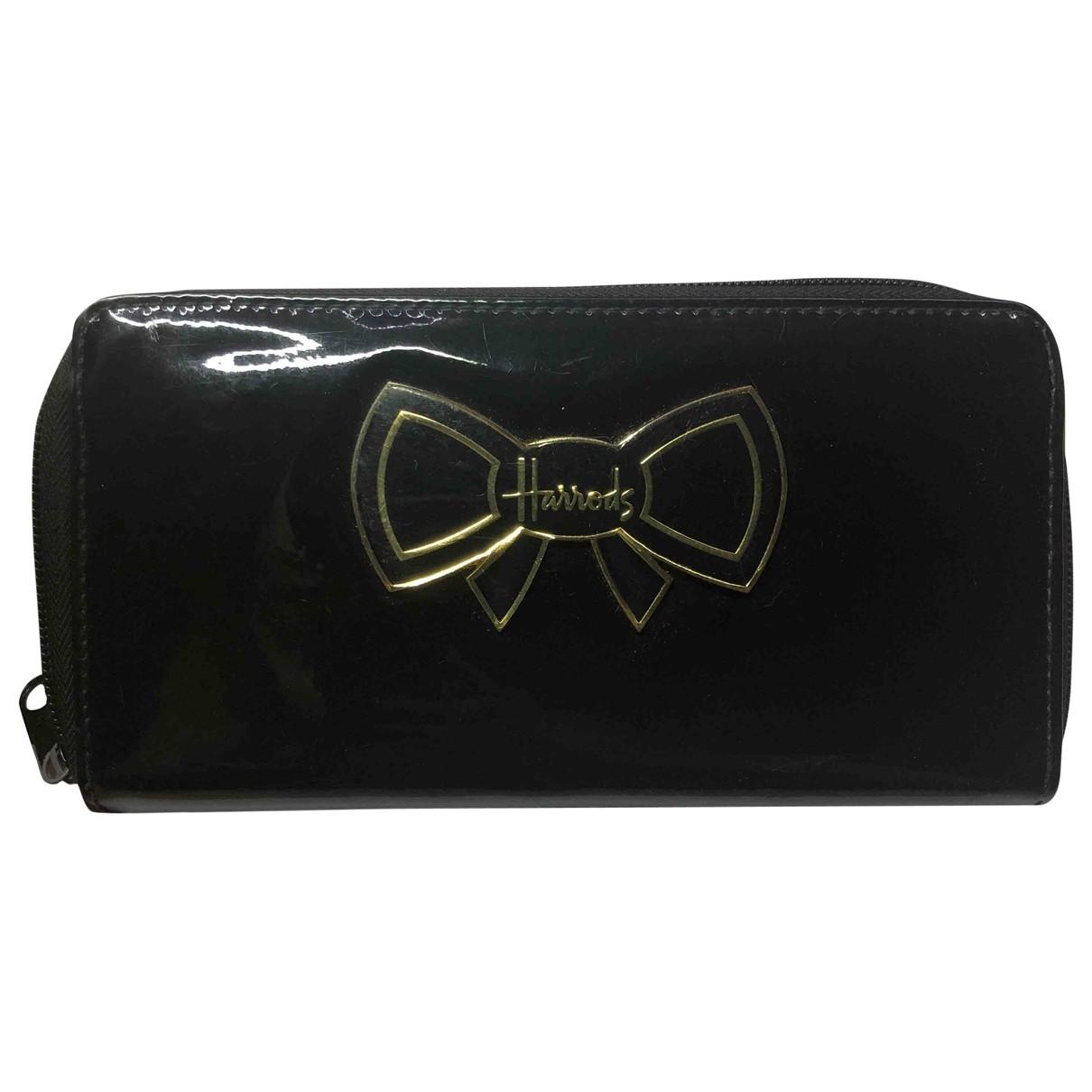 Harrods \N Black wallet for Women \N