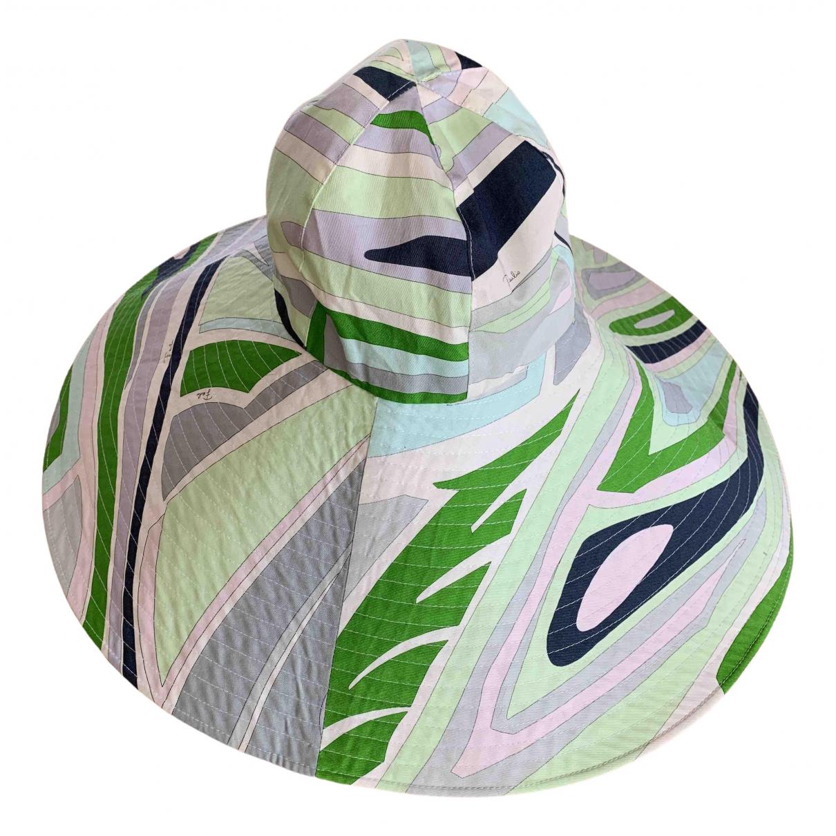Sombrero Emilio Pucci