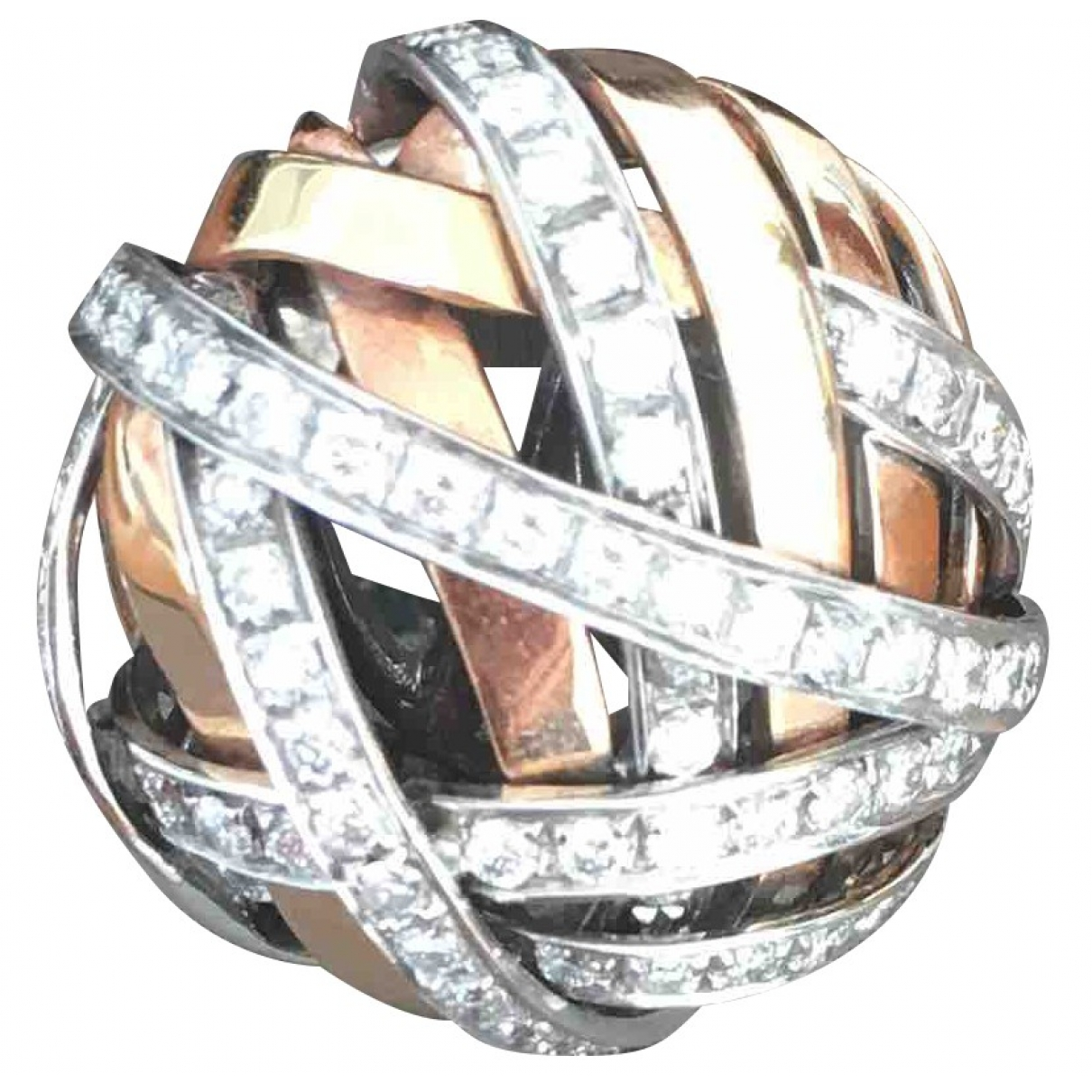 Damiani \N Ring in  Gold Gelbgold