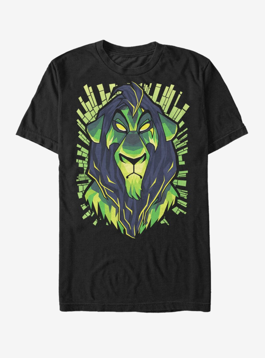 Disney Lion King Evil Scar T-Shirt