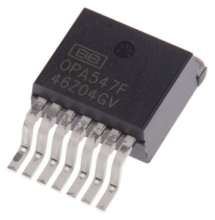 Texas Instruments , LM22679TJ-ADJ/NOPB Step-Down Switching Regulator, 1-Channel 5A Adjustable 7-Pin, D2PAK