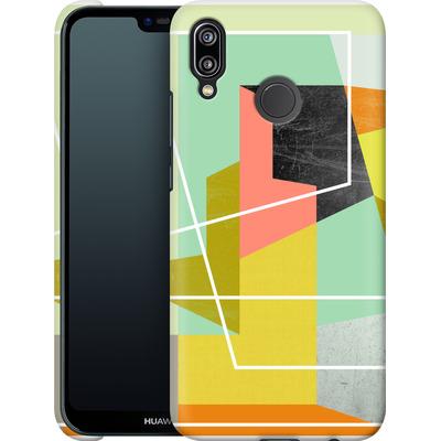 Huawei P20 Lite Smartphone Huelle - Color Block II von Susana Paz