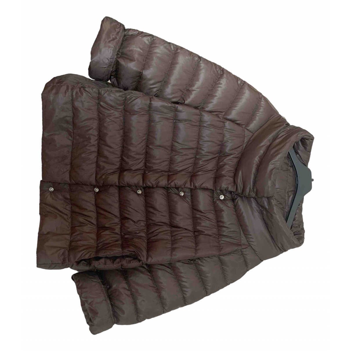 Herno \N Grey jacket for Women 38 FR