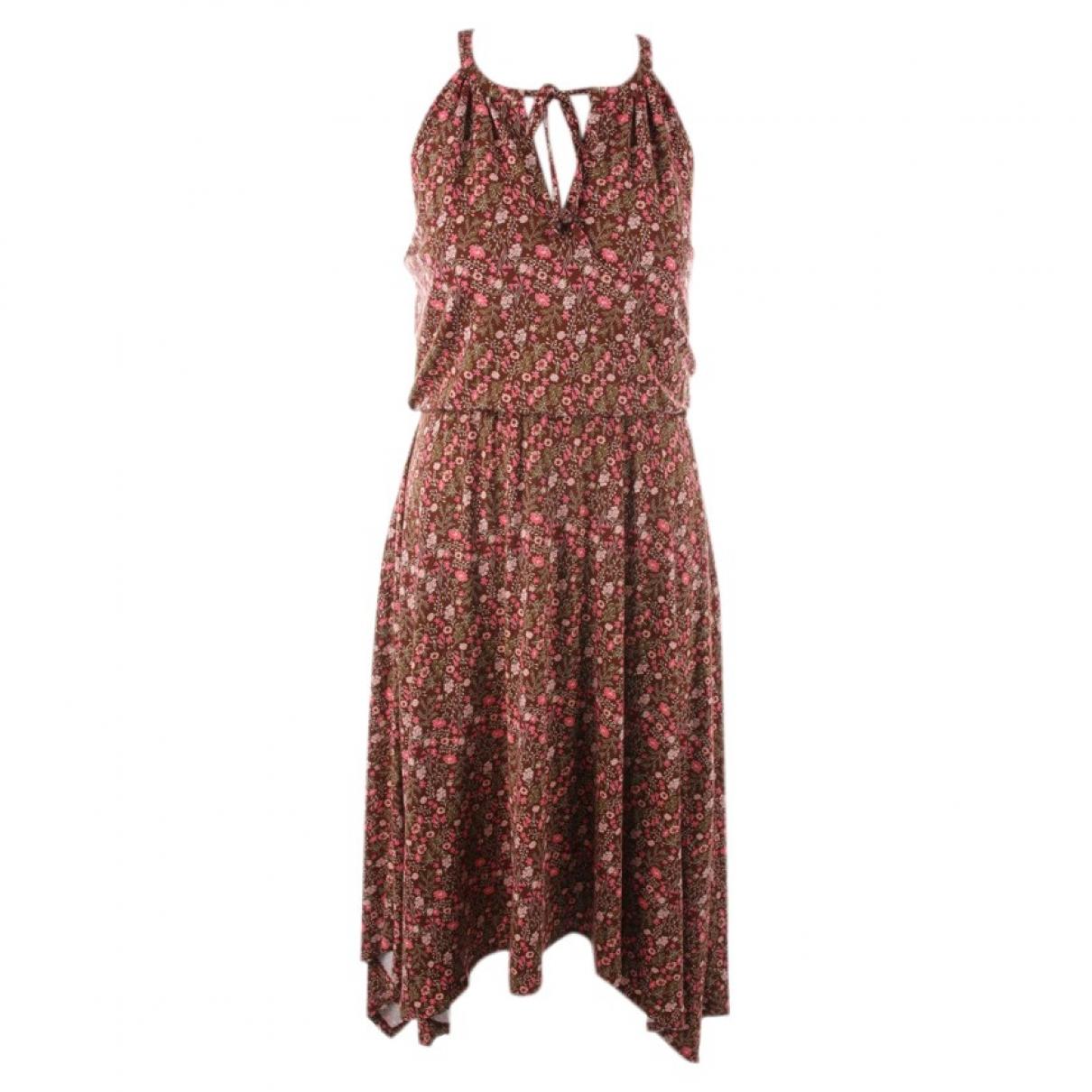 Rachel Zoe \N Kleid in  Bunt Viskose