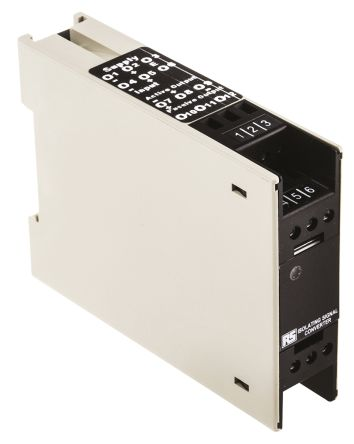 RS PRO Voltage Output, Signal Conditioner