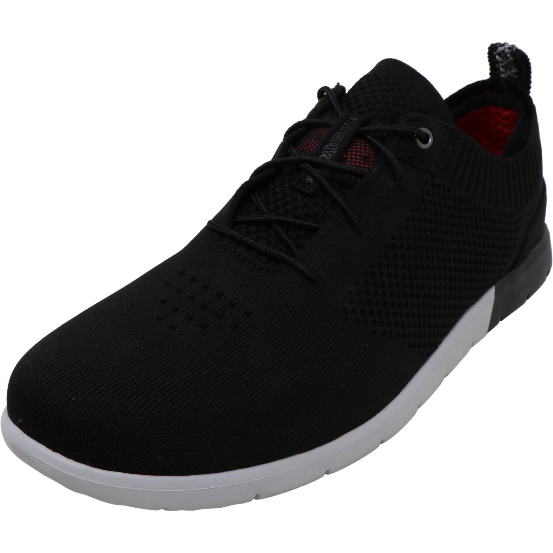 Ugg Men's Feli Hyperweave 2.0 Black Ankle-High Fabric Sneaker - 14M