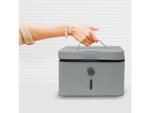 Aduro U-clean Uv Light Sanitizing Portable Bag