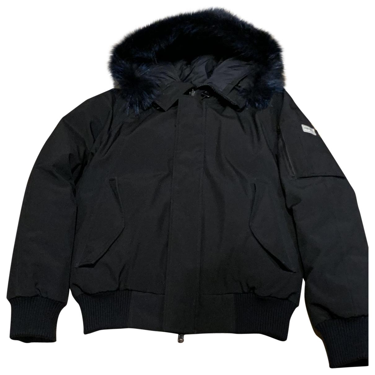 Kenzo \N Black coat  for Men S International