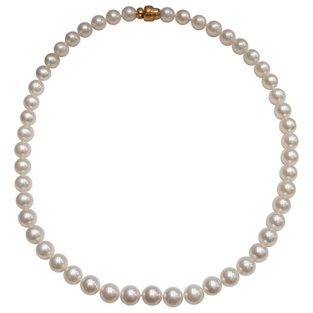 Collar de Perlas Mikimoto