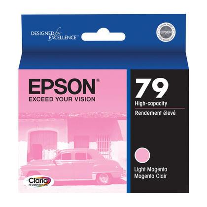 Epson T079620 cartouche d'encre originale magenta clair
