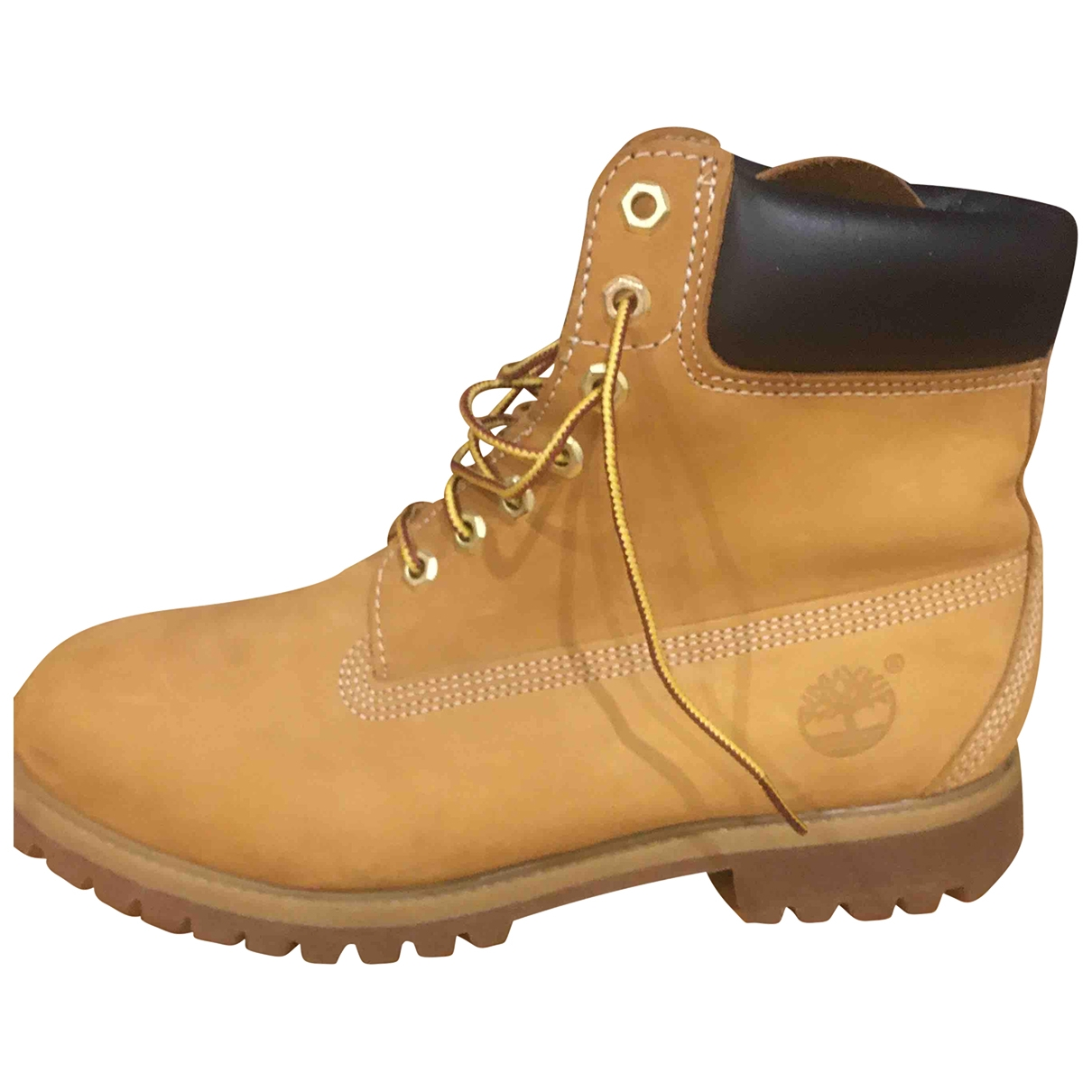 Timberland \N Leather Boots for Men 11 UK
