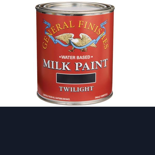 Twilight Milk Paint Water Based Quart