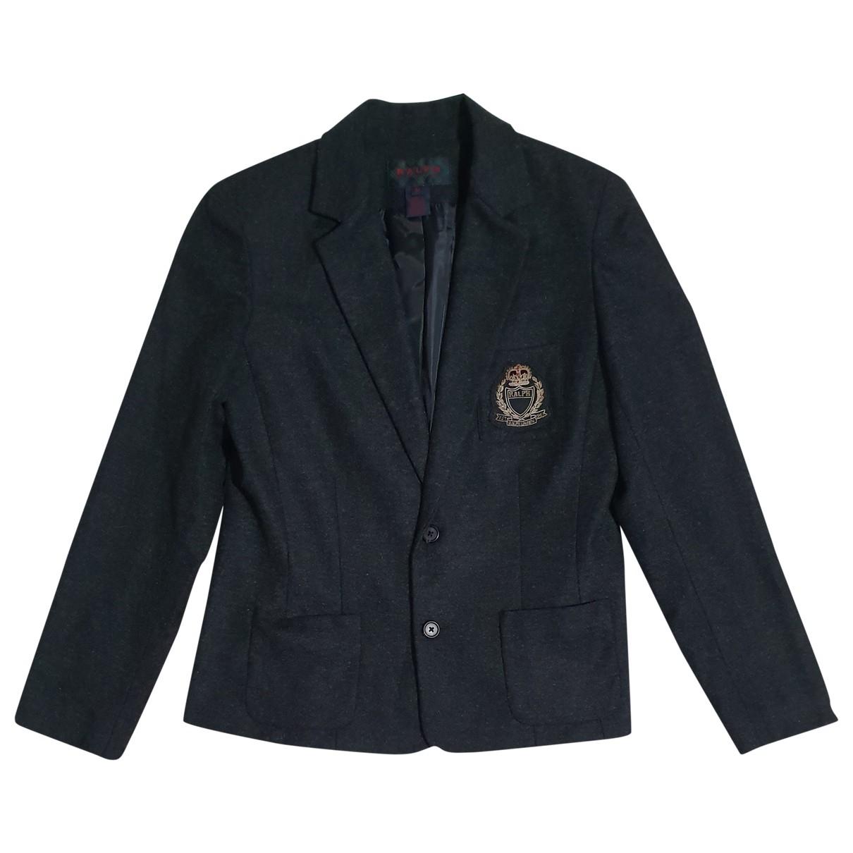 Ralph Lauren \N Grey Wool jacket for Women M International